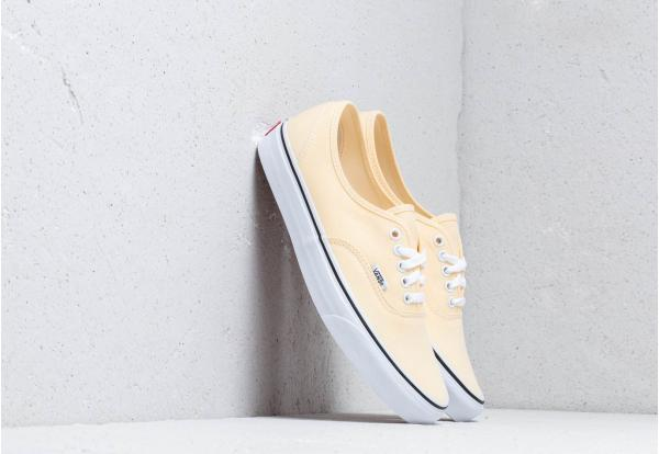 Vans Authentic Vanilla Custard/ True White