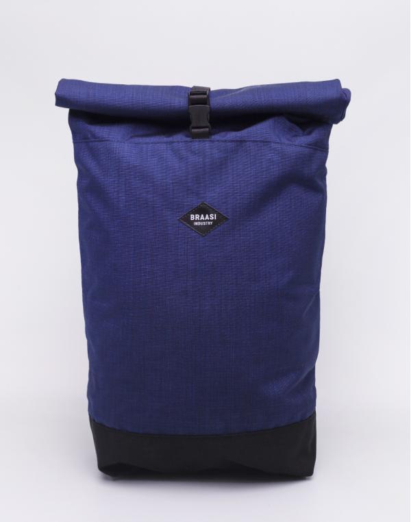 Braasi Industry Rolltop 02 Blue/ Black