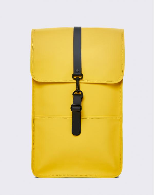Rains Backpack 04 Yellow