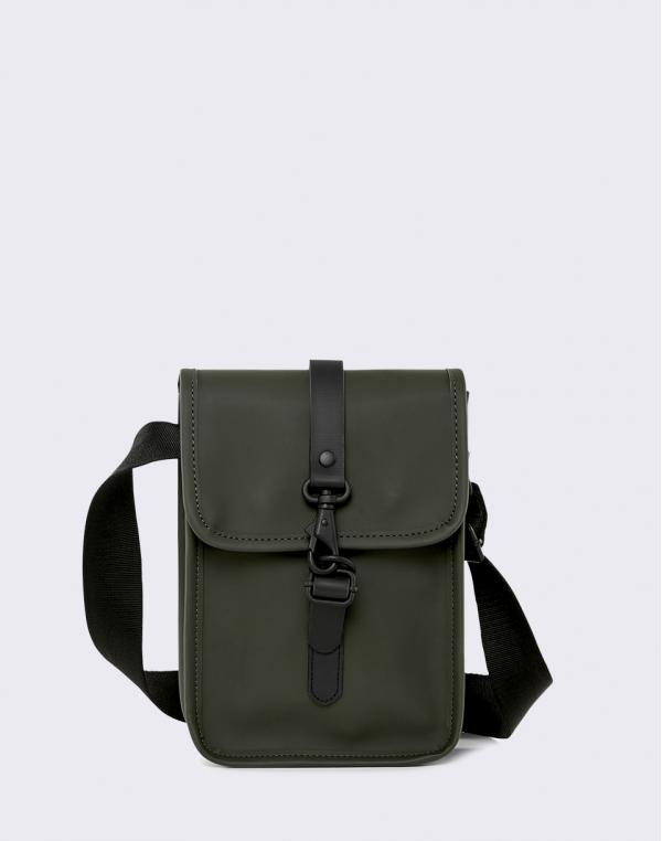 Rains Flight Bag 03 Green