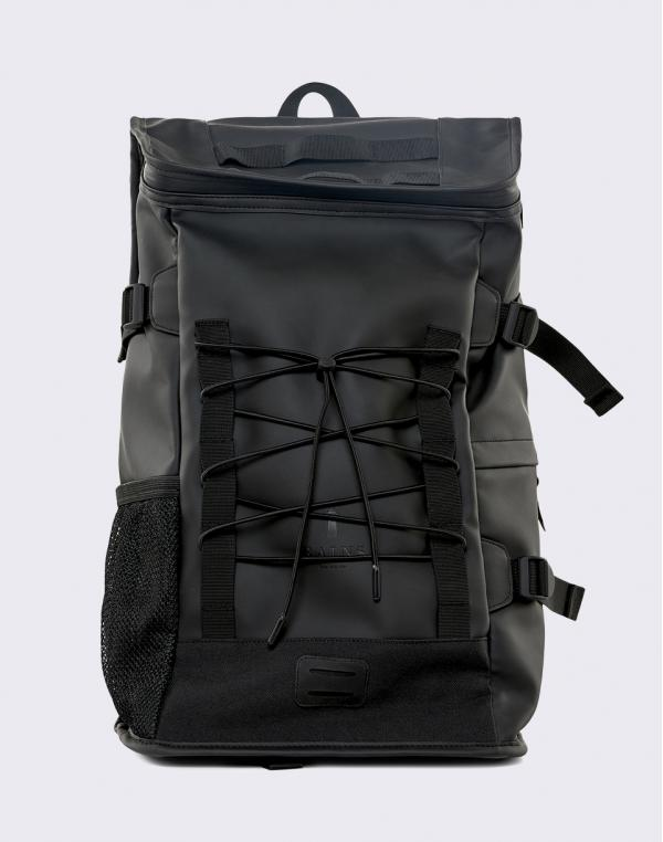 Rains Mountaineer Bag 01 Black