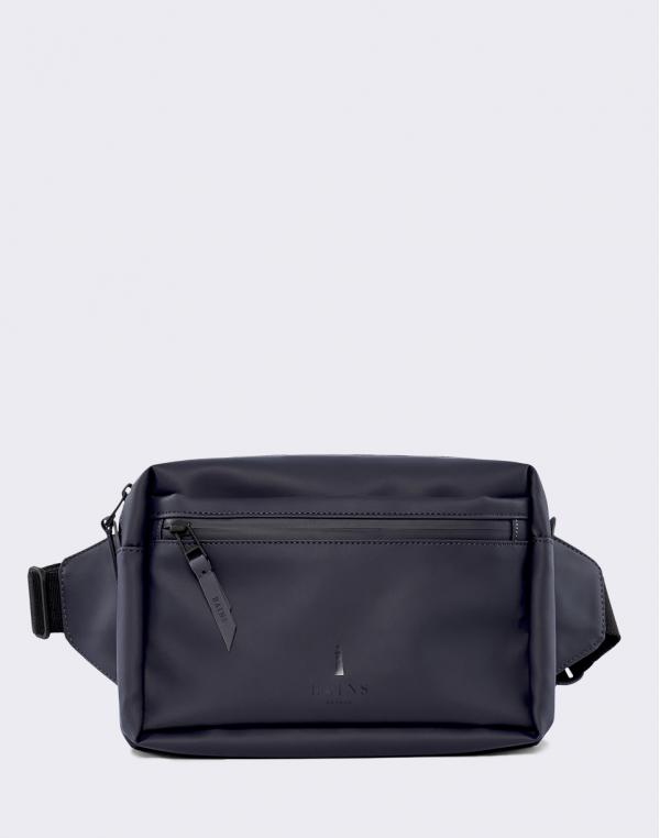 Rains Waist Bag 02 Blue
