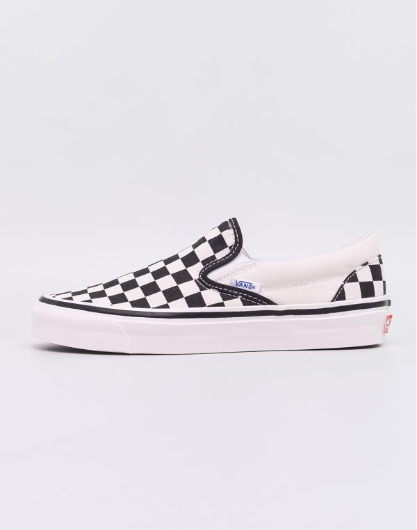 Vans Classic Slip-On 98 DX (Anaheim Factory) Checkerboard 41