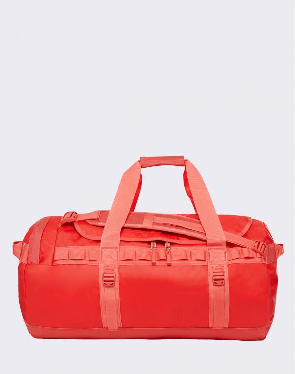 The North Face Base Camp Duffel M Juicy Red/ Spiced Coral