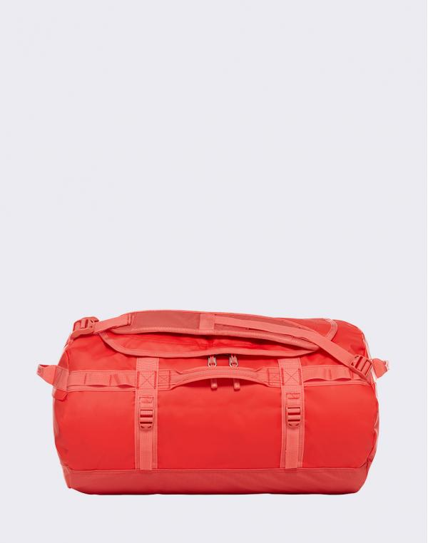 The North Face Base Camp Duffel S Juicy Red/ Spiced Coral