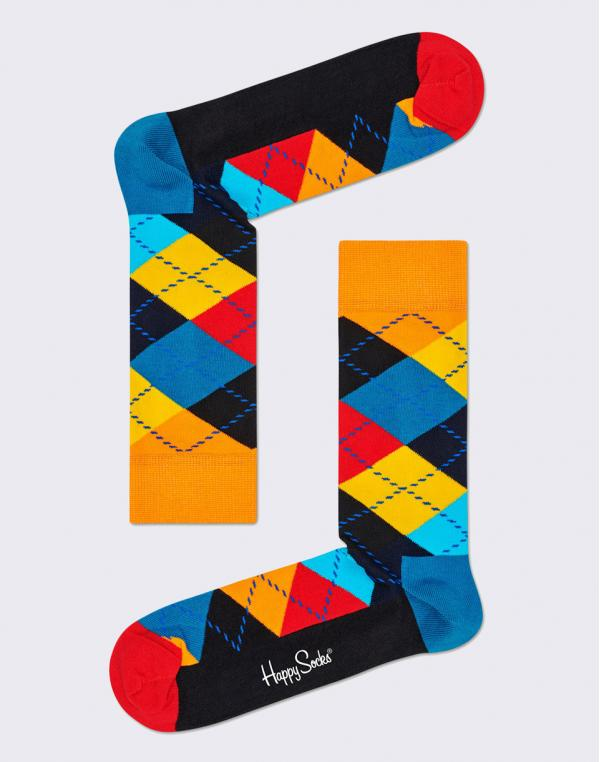 Happy Socks Argyle ARY01-0100 36-40