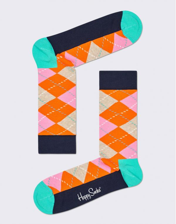 Happy Socks Argyle ARY01-2700 36-40