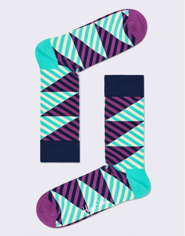Happy Socks Diagonal Stripe DIS01-5300 36-40