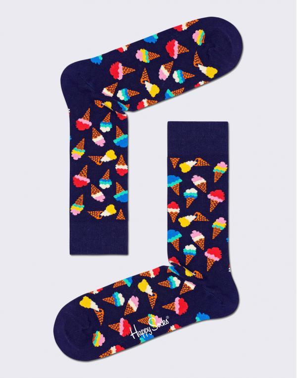 Happy Socks Ice Cream ICC01-6300 36-40