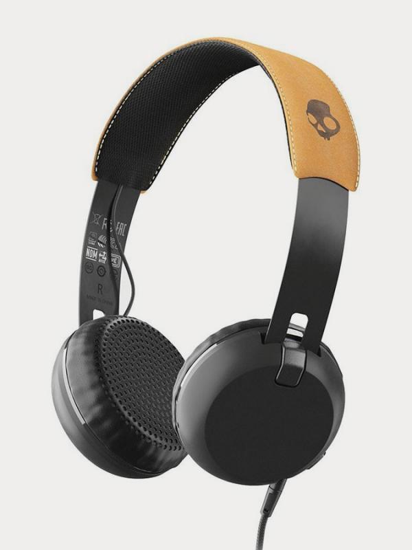 Sluchátka Skullcandy Grind ON-EAR W/TAP Tech Barevná