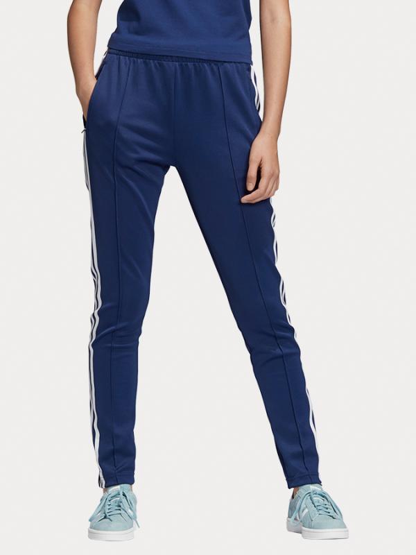 Tepláky adidas Originals Sst Tp Modrá