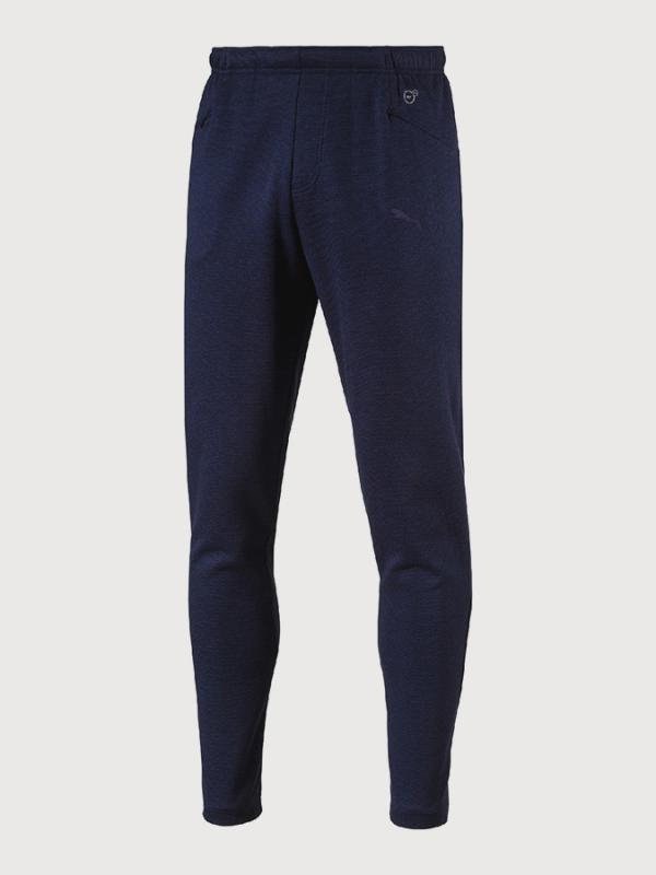 Tepláky Puma FINAL Casuals Sweat Pants Modrá