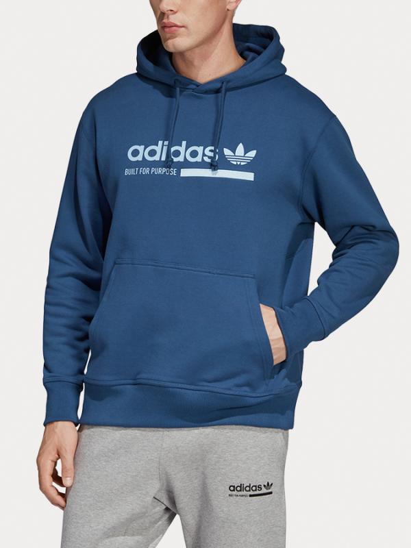 Mikina adidas Originals Grp Oth Hoody Modrá 07cabec0442