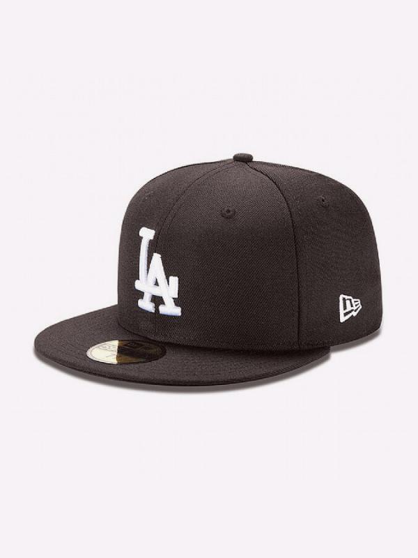 Kšiltovka New Era 5950 MLB Basic LOSDOD Černá