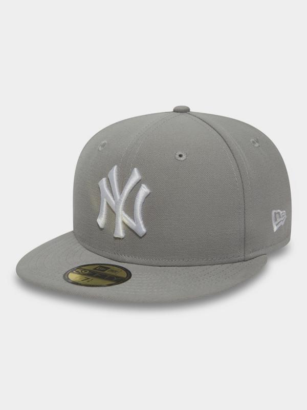Kšiltovka New Era 5950 MLB Basic NEYYAN Šedá