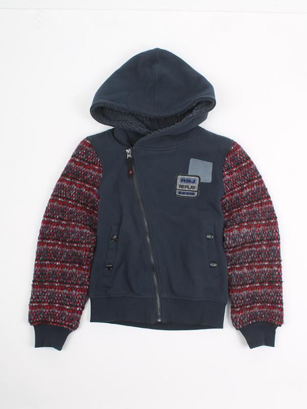 Mikina Replay SB2380 Sweatshirts Barevná