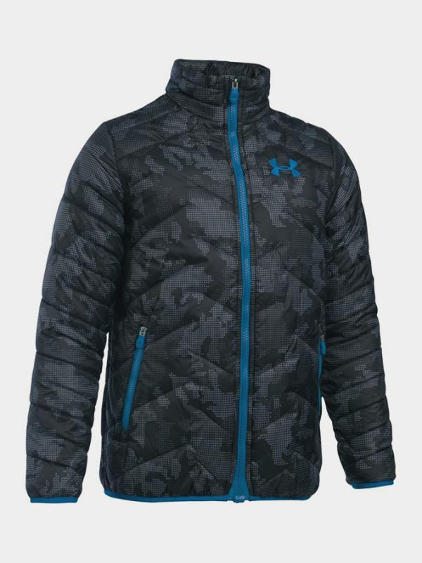Bunda Under Armour CGR Jacket Černá