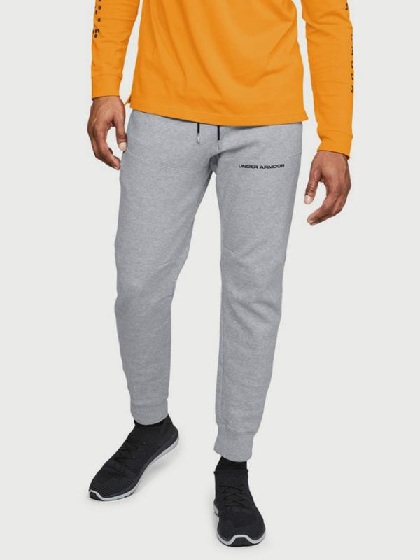 Tepláky Under Armour Pursuit BTB Jogger Šedá
