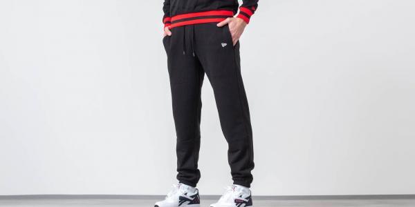 New Era Essential Jogger Black