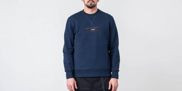 "FTSHP ""See You Soon"" Crewneck Blue"