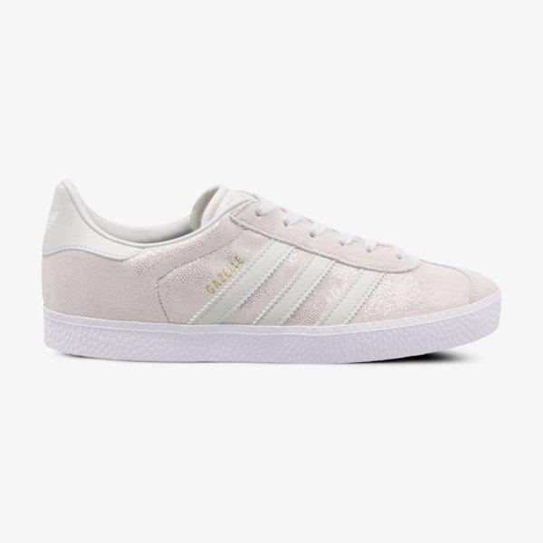 Adidas Gazelle J Stříbrná EUR 36
