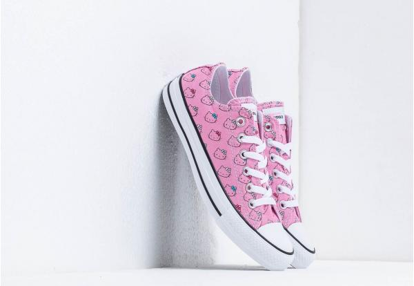 Converse x Hello Kitty Chuck Taylor All Star Rose