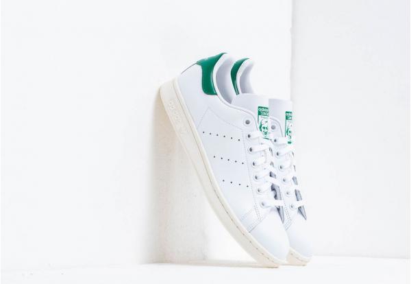 adidas Stan Smith Ftw White/ Off White/ Bgreen