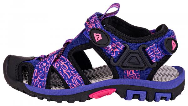 ALPINE PRO BARBIELO Dětská letní obuv 28
