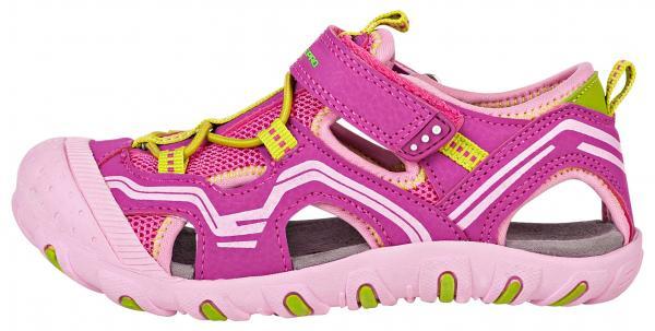 ALPINE PRO CARNEO Dětská letní obuv 24