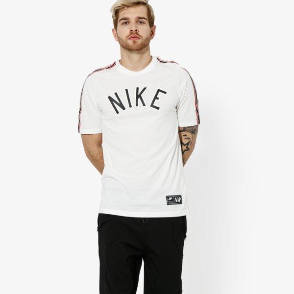 5aec1cb7a599 Nike Ss M Nsw Tee Cltr Nike Air 4 Sportswear Bílá EUR S