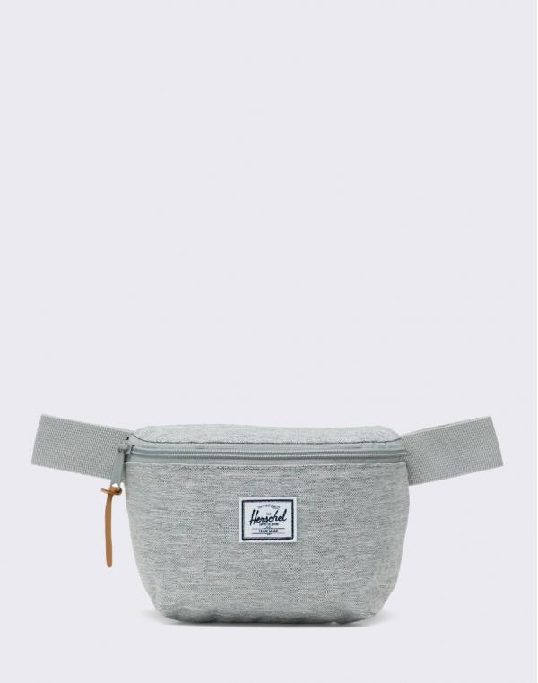 Herschel Supply Fourteen Light Grey Crosshatch