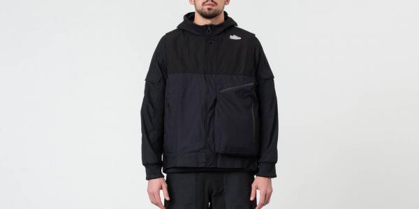 adidas Consortium x Footshop ACMON Gore-Tex Jacket Black