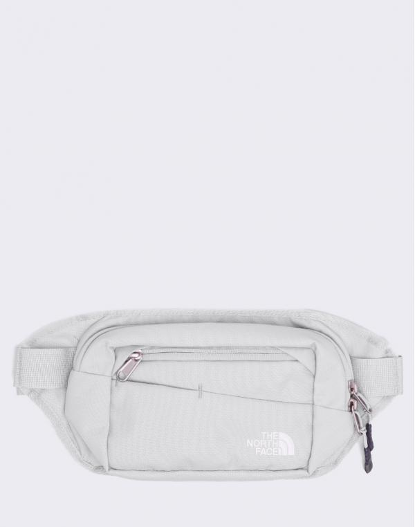 The North Face Bozer Hip Pack II High Rise Grey/ TNF White