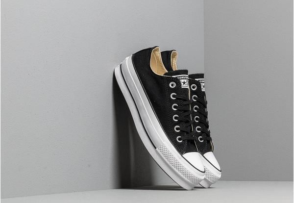 Converse Chuck Taylor All Star Lift Black/ White/ White