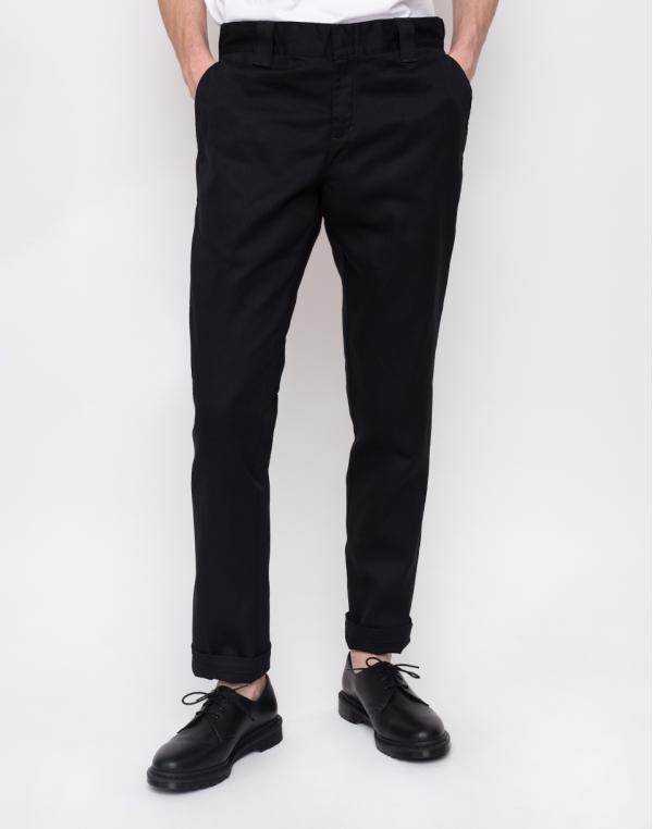 Dickies Slim Fit Work Pant Black W33/L32