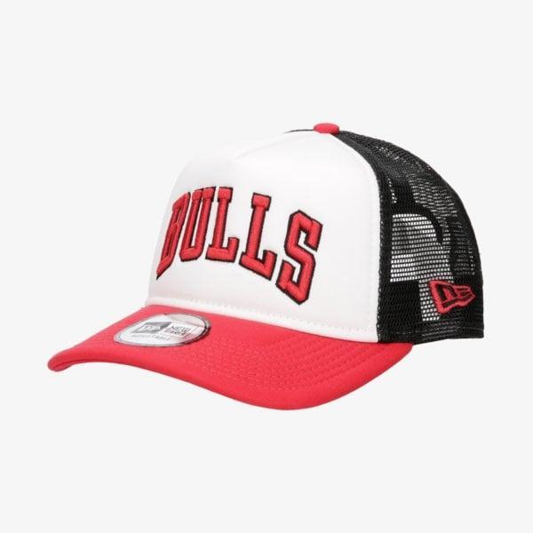 New Era Team Trucker Colour Bulls Chicago Bulls Bílá EUR ONE-SIZE