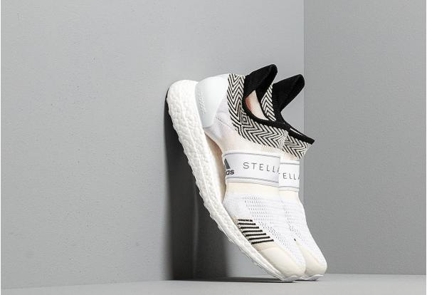 adidas x Stella McCartney Ultraboost X 3.D. Chalk White/ Chalk White/ Radiate Orange