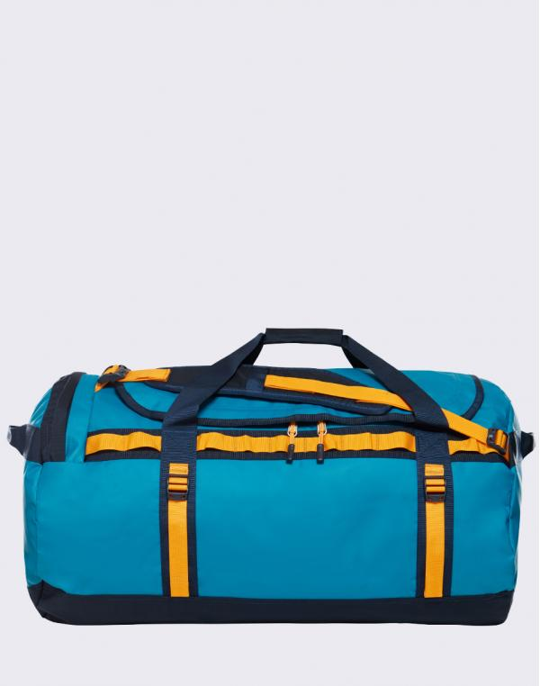 The North Face Base Camp Duffel L Crystal Teal/ Urban Navy