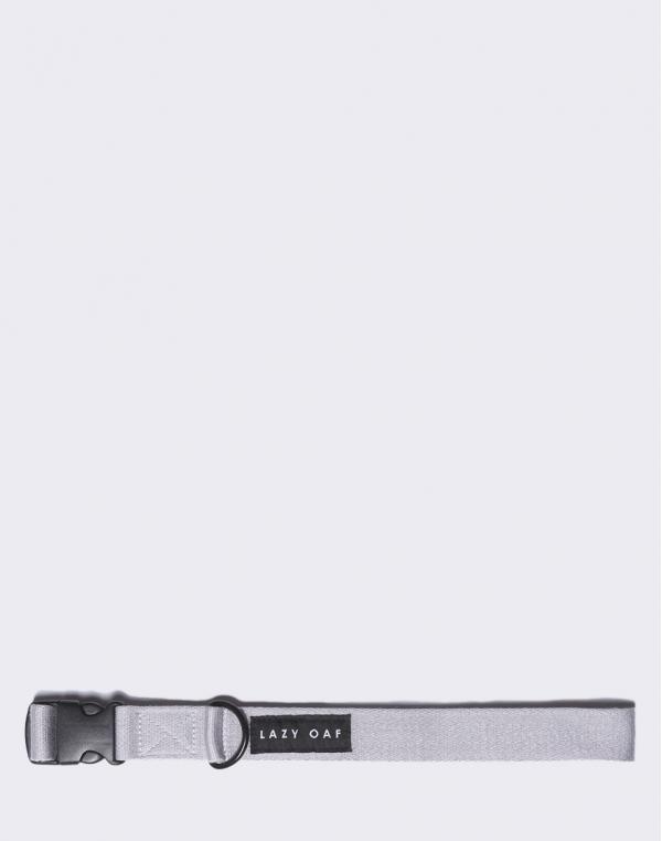 Lazy Oaf Grey Clippy Belt Grey