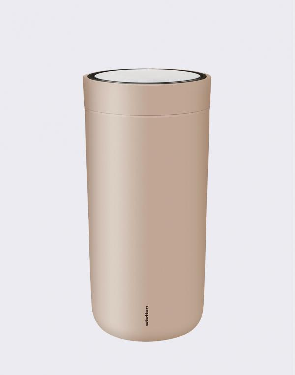 Stelton To Go Click 0,4 l Nude