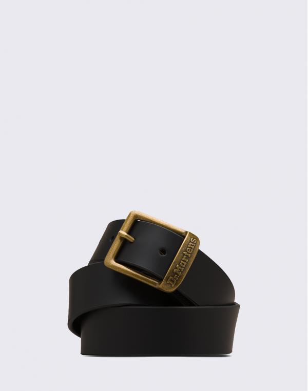 Dr. Martens 35 mm Buckle Belt Black Smooth L