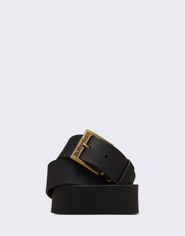 Dr. Martens 40 mm Belt Black Grizzly L