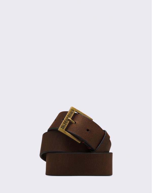 Dr. Martens 40 mm Belt Dark Brown Grizzly L