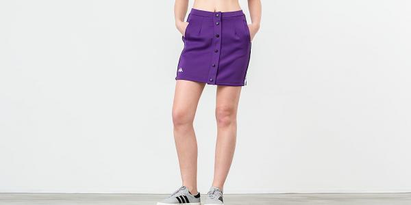 Kappa Banda Baquima Skirt Violet Pansy/ White