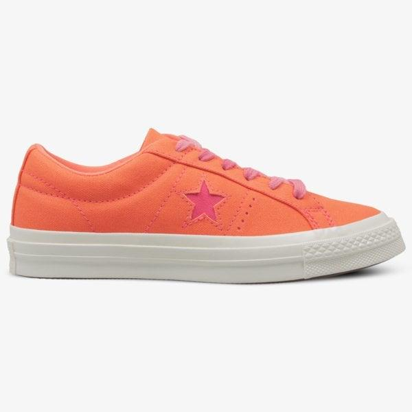 Converse One Star Oranžová EUR 38