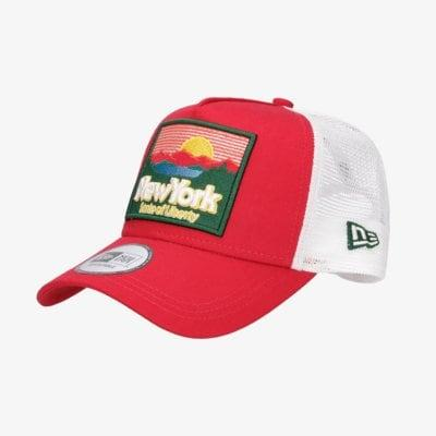 New Era Patch Ny State 940 Af Trucker Ne Sca Multicolor EUR ONE-SIZE