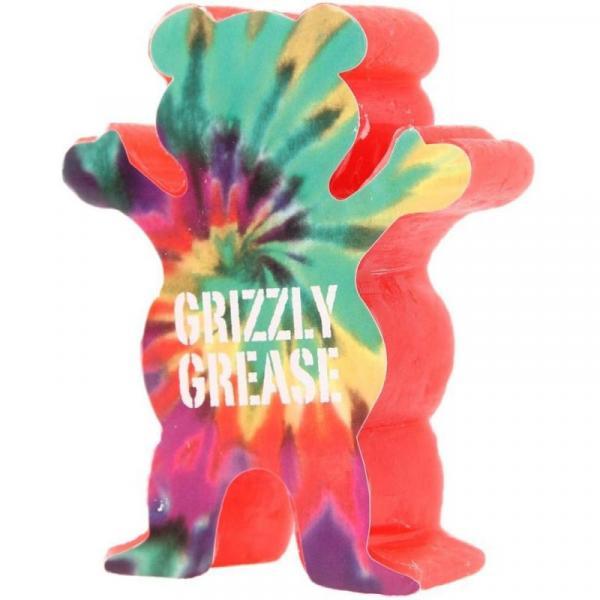VOSK GRIZZLY Grizzly Grease - červená