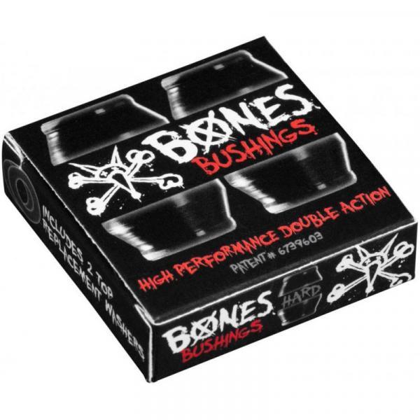 BONES BUSHING HARDCORE 3 HARD - černá