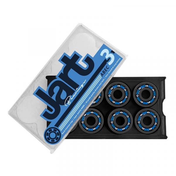 SK8 LOŽISKA JART 608 ZZ ABEC 3 - modrá