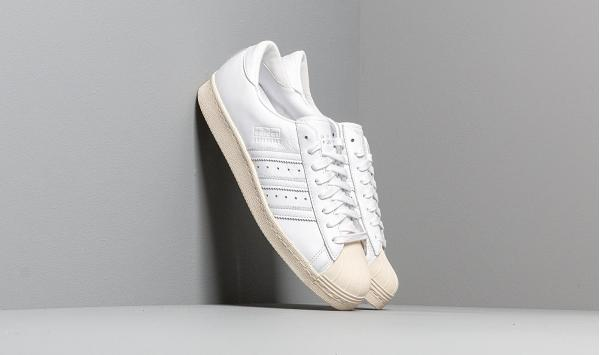 adidas Superstar 80S Recon Ftw White/ Ftw White/ Off White